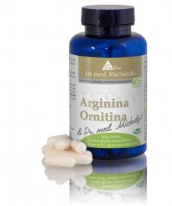 Arginina Ornitina