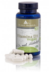 Vitamina D3 vegan