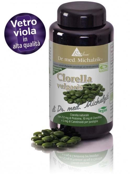 Clorella vulgaris