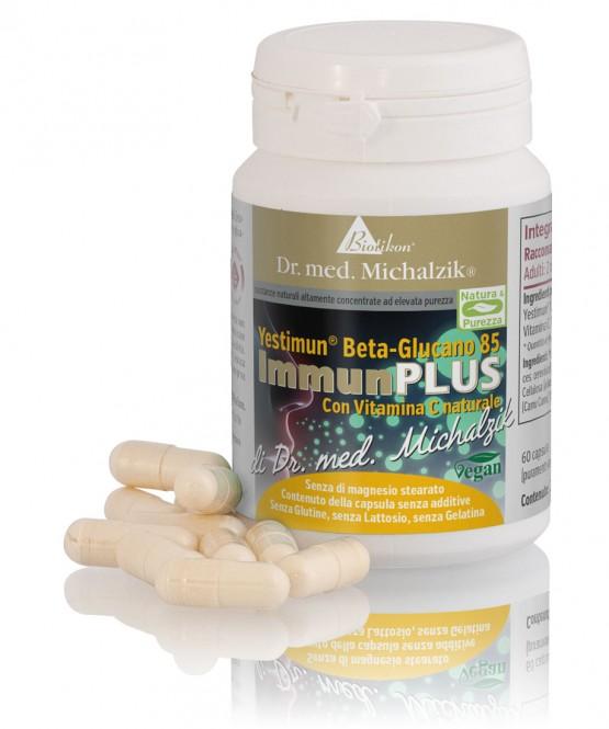 ImmunPLUS Beta-Glucano 85