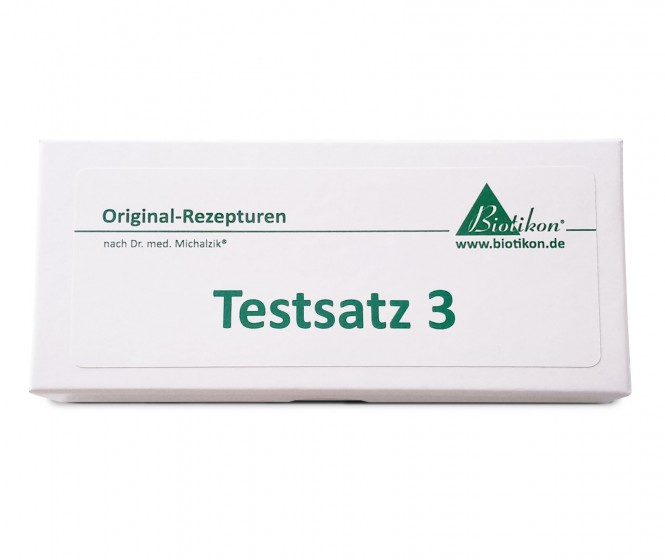 Kit per il test 3