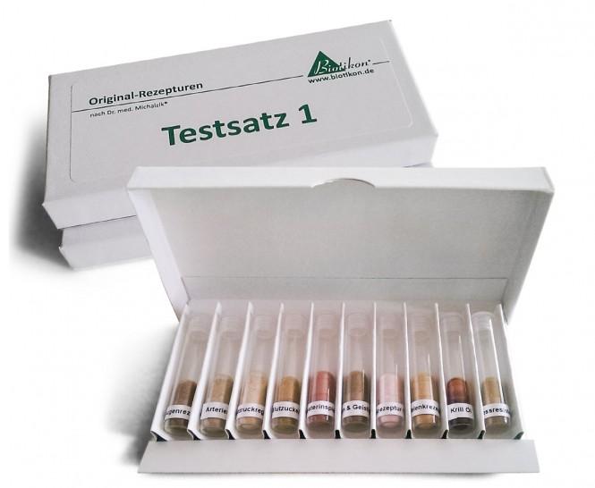 Kit per il test
