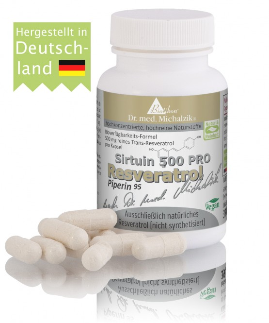 Resveratrolo   500 PRO