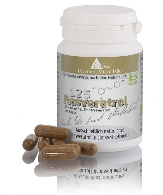 Resveratrolo  125
