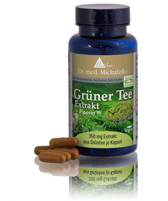 Tè verde estratto