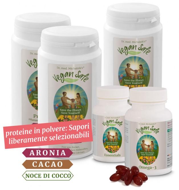 Vegan Safe il bundle base completo